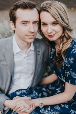 Beautiful Engagement Picture