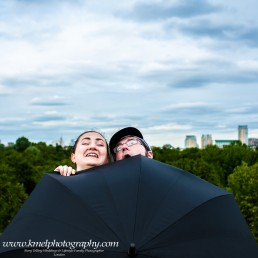 Pre-Wedding Shoot in Canary Wharf