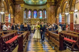 King's College Chapel Wedding Ceremony London